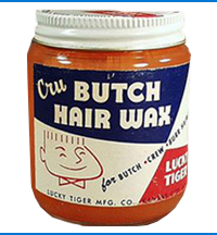 Image result for butch wax